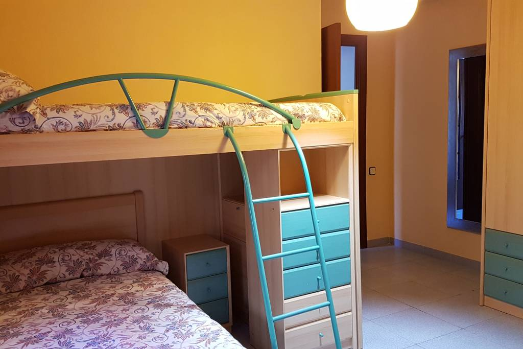 Habitación Literas Cala Providencia Alojamiento Rural Guiamets Tarragona